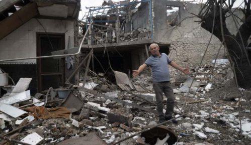 AFP: Vazdušni napadi u glavnom gradu oblasti Nagorno-Karabaha 2