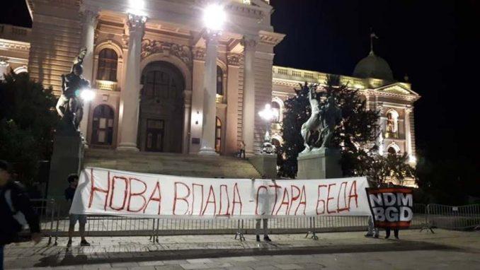 Ne davimo Beograd: Nova Vlada nastaviće istim putem destrukcije države 4