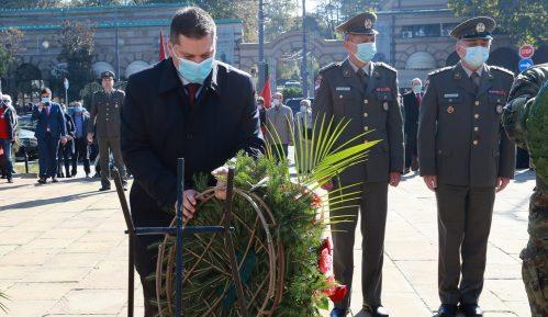 Nikodijević: Grad će večno pamtiti heroje koji su doneli slobodu Beogradu 1