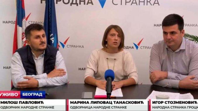 Narodna stranka: Promena vlasti uslov za rešavanje problema kanalizacije u Kaluđerici 4