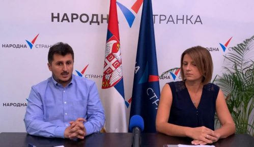 Pavlović (Narodna stranka): Cena kvadrata u Beogradu na vodi da bude ista kao i cena Sava centra 4