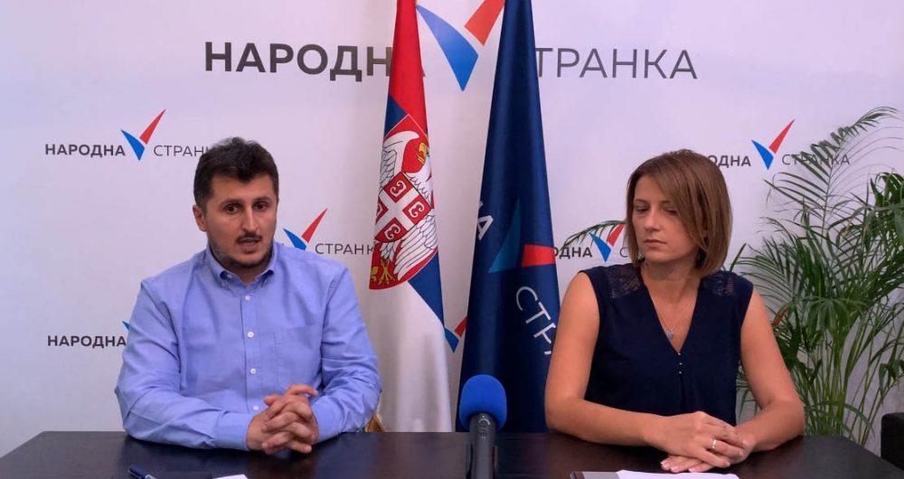 Pavlović (Narodna stranka): Cena kvadrata u Beogradu na vodi da bude ista kao i cena Sava centra 1