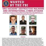 SAD optužile šest pripadnika ruske obaveštajne službe GRU za hakerske napade 14