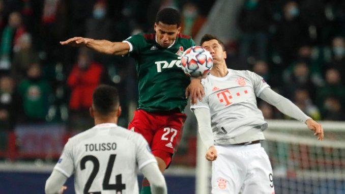 Bajern pobedio Lokomotivu 1