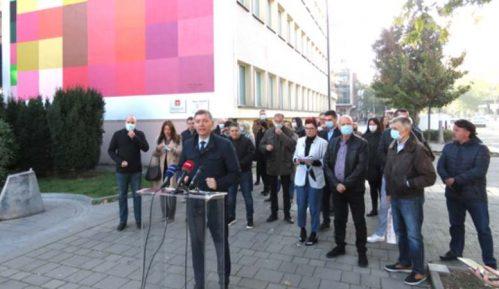 Šabac: Konstituisanje Skupštine bez opozicije 4