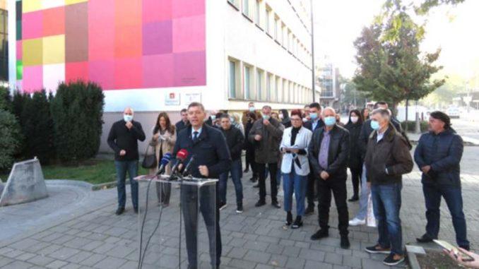 Šabac: Konstituisanje Skupštine bez opozicije 2
