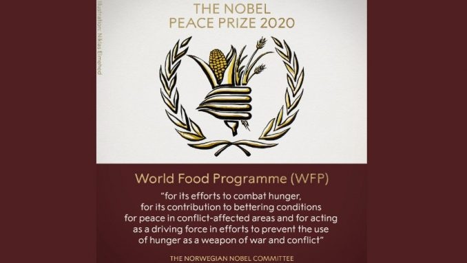 Svetski program za hranu dobitnik ovogodišnje Nobelove nagrade za mir 4