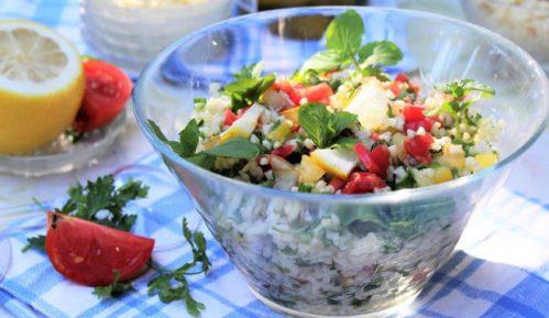 Recept nedelje: Tabule (tabbouleh) salata 15