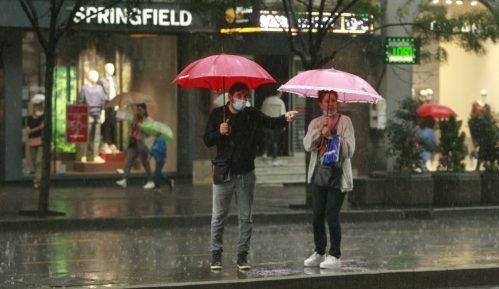 Danas oblačno i hladno, mestimično sa kišom, temperatura do osam stepeni 6