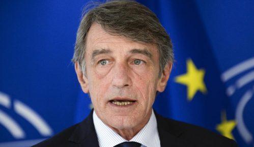 Zbog pandemije otkazano zasedanje Evropskog parlamenta u Strazburu 1