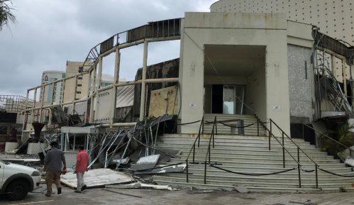 Uragan Delta ojačao, približava se SAD 12