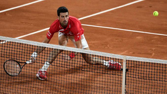 Đoković se plasirao u finale Rolan Garosa, za titulu protiv Nadala 1