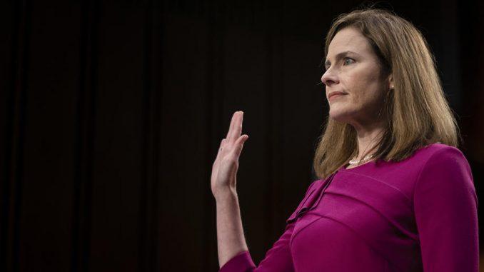 Kandidatkinja za sudiju Vrhovnog suda: Zakone u SAD treba tumačiti onako kako su napisani 1