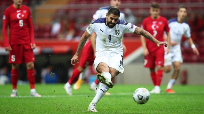 Fudbalska reprezentacija Srbije u drugom šeširu na žrebu kvalifikacija za SP 2