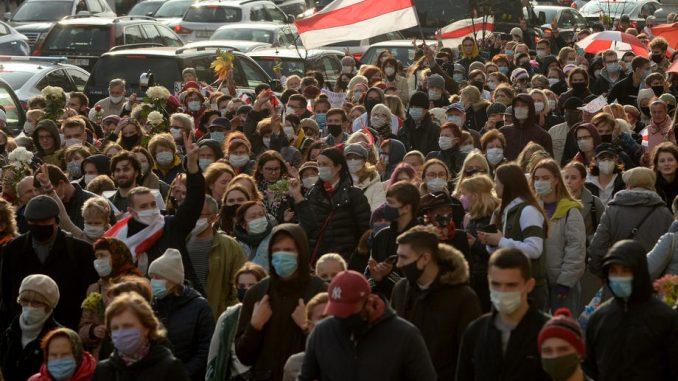 Beloruski ministar policije: Pucaćemo na demonstrante ako bude neophodno 2