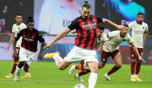 Remi Milana i Rome, dva gola Ibrahimovića 9