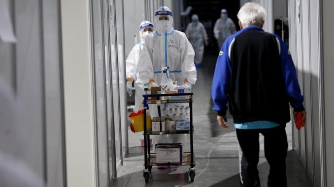 U Opštoj bolnici u Boru samo interno odeljenje u kovid sistemu 5
