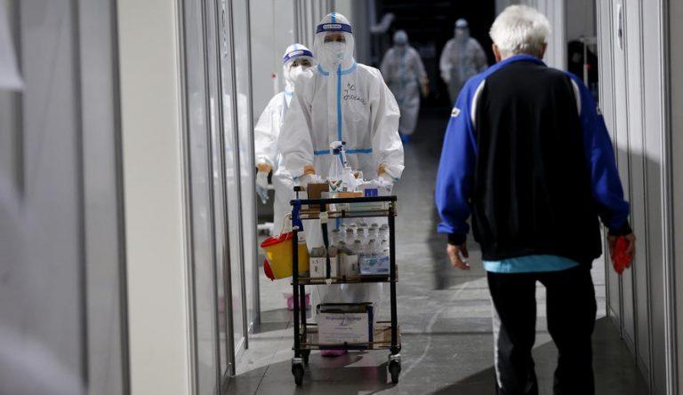 Još 6.903 novoobolela, 57 osoba preminulo, na respiratorima 279 1