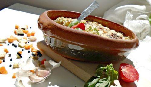 Recept nedelje: Zapečeni rižoto 12