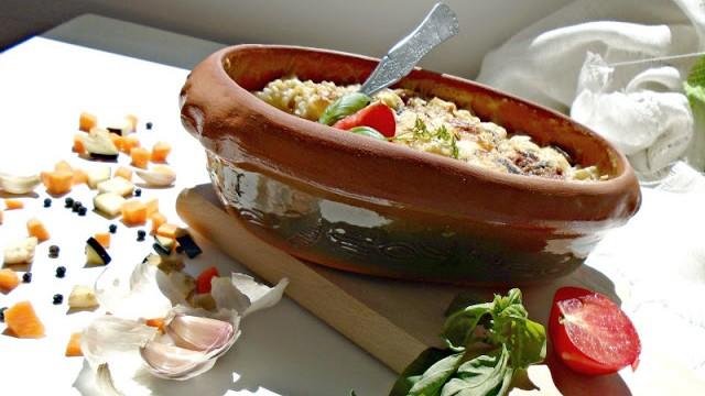 Recept nedelje: Zapečeni rižoto 5