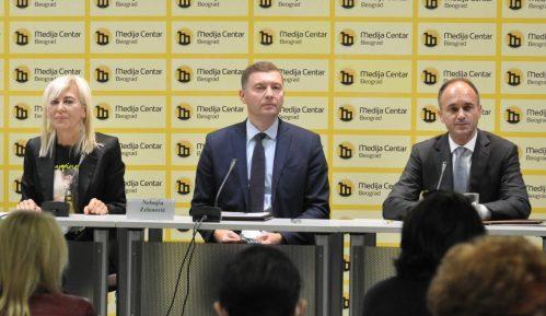 Zajedno za Srbiju i Građanski demokratski forum potpisali sporazum o saradnji 5