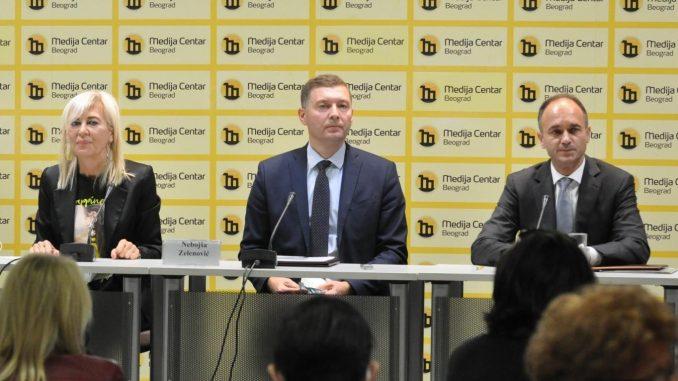 Zajedno za Srbiju i Građanski demokratski forum potpisali sporazum o saradnji 1