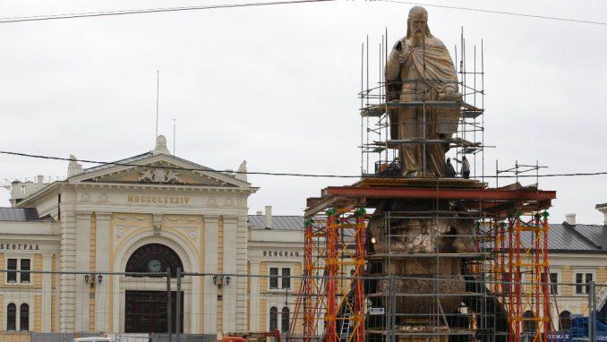 Cena spomenika Stefanu Nemanji tajna do 2023. 3