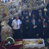 Popov: Postojala saglasnost crkve i nove vlasti da Vučić ne govori na sahrani 7