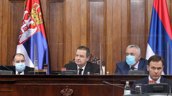 Dačić: Nema lakšeg zakona za primenu od Zakona o poreklu imovine 1