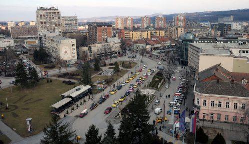Oskrnavljen Spomenik streljanim Srbima i Jevrejima u Kragujevcu 14