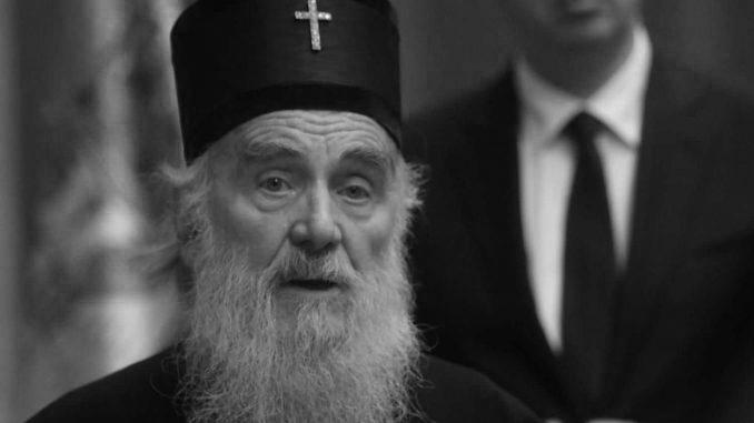 Trodnevna žalost od danas do nedelje zbog smrti patrijarha 1