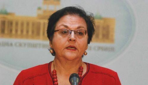 Ministarka Čomić odbila da komentariše izjavu Marinike Tepić o podvođenju maloletnica 4