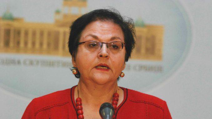Opozicija i ministarka Čomić oprečno o učesnicima međustranačkih razgovora 2