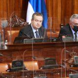 Dačić nije dozvolio zastavu Albanije u Skupštini Srbije 15