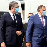 Vučić: Zahtev Džafeforića za smenu Dodika toliko opasan da nemam reči 9