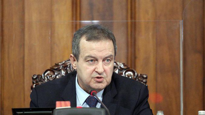 Dačić: Prelazna vlada nije tema dijaloga vlasti i opozicije 1