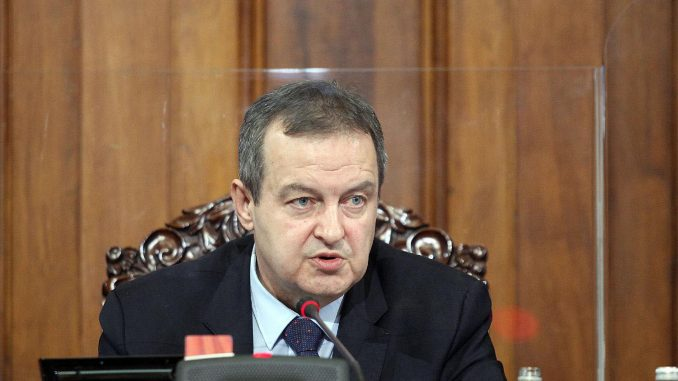 Dačić već ušao u pregovore sa opozicijom 4