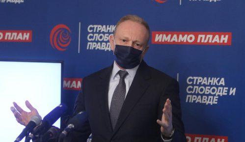 Đilas (SSP): Izjava Bakareca da može 'da te nema' dokaz gde živimo 11