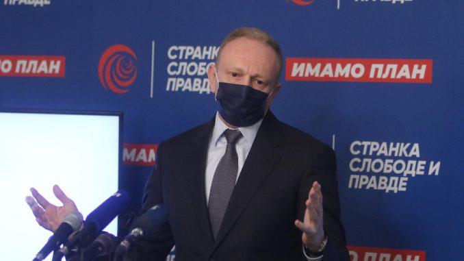 Đilas (SSP): Izjava Bakareca da može 'da te nema' dokaz gde živimo 5