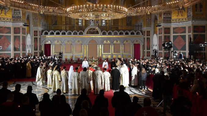 U trci za novog patrijarha petnaestak kandidata? 1