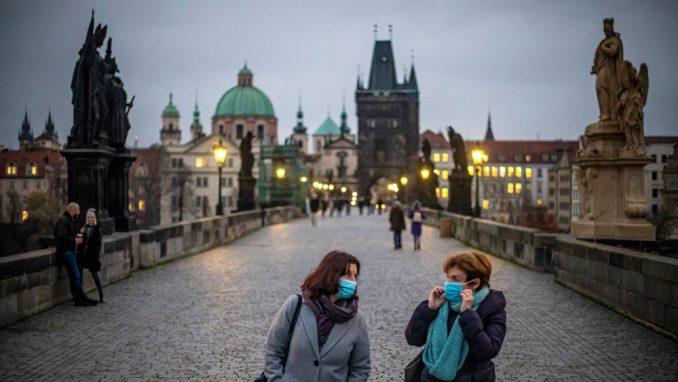 Češka: Nova vanredna situacija i velike restrikcije kretanja zbog pandemije 1