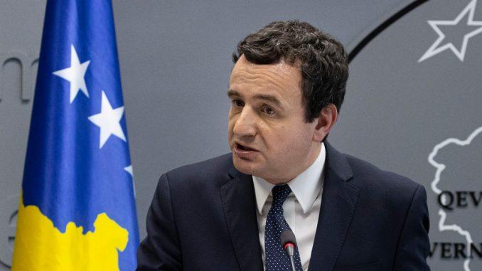 Kurti: Pitanje nestalih prioritet u odnosima sa Srbijom 5