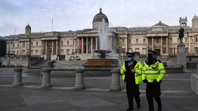 CNN: 'Zaključavanje' pretvorilo London u grad pacova 3