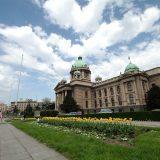 Sastanak Radne grupe za međustranački dijalog bez stranaca počeo u Skupštini Srbije 12