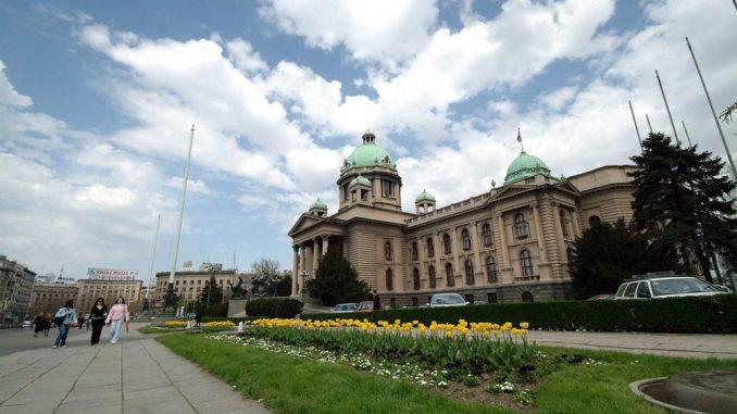 Vanredna sednica parlamenta zakazana za 26. januar 3