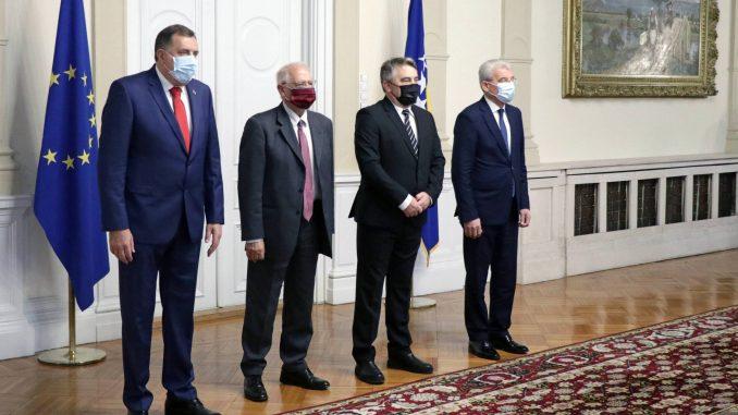 Dodik: Najveća vrednost Dejtonskog sporazuma to što u BiH nema sukoba 3