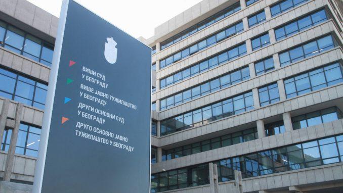 Viši sud: Određen pritvor bivšem načelniku UKP Beograd 1