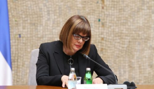 Gojković zatražila mišljenja ministarstava na predlog Akcionog plana za primenu Medijske strategije 6