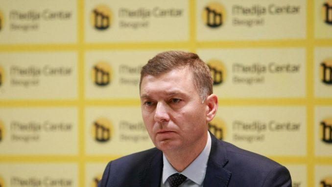 Zelenović: Odluka je fasada za nasilne zloupotrebe režima 2