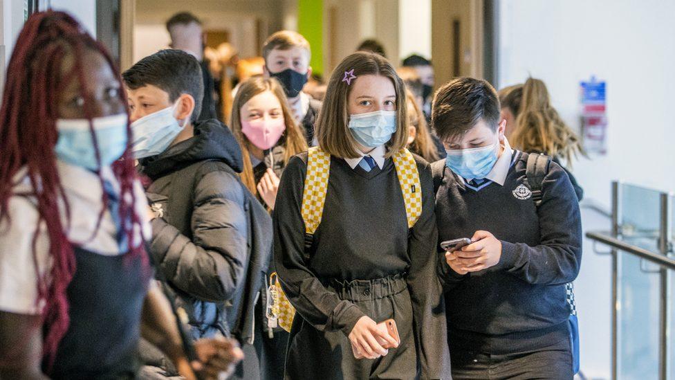 Đaci nose zaštitne maske